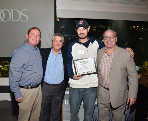 Warehouse Team Member of the Year - Joe Linch