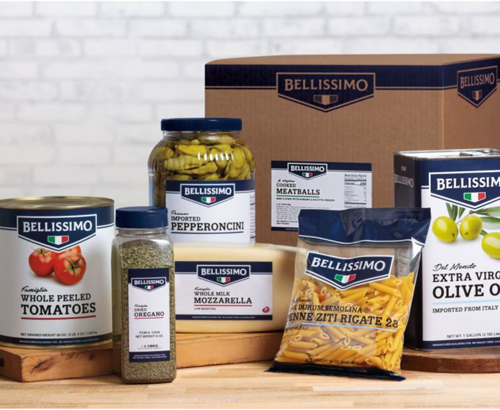 Bellissimo Foods Has A New Look!