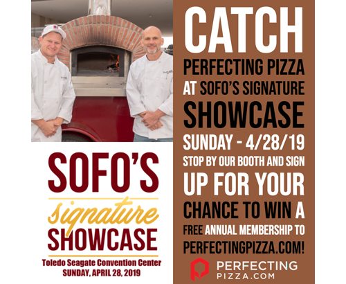 Win a Subscription to Perfecting Pizza!