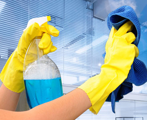 Surface Cleaning & Sanitizing Solutions